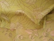 MARCATO coppia scampoli tessuto stoffa scampolo damasco martellato OTERO 2 PZ