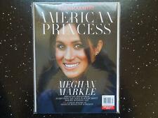 Town & Country Magazine : American Princess - Meghan Markle