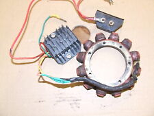 Chrysler 70 outboard Electric charge system stator and rectifier  709H9A others