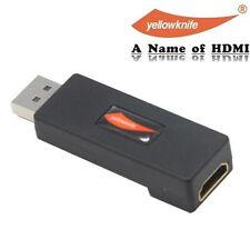 Displayport DP Display Port Male To HDMI Female Adapter Converter Adaptor
