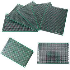 8x12cm Double Side Protoboard Circuit Tinned Universal Prototype PCB Board