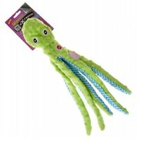 """Extreme Octopus for Dog Toy stuffing free Squeaker Assorted color 16"""""""
