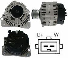 Skoda Octavia 1.9 TDI SDi Alternator 12V 90A 6Ribs Clutch Pulley 1996-2004