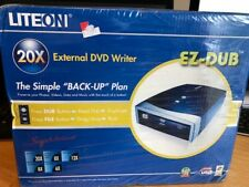 LiteOn LH-20A1PU EZ-DUB DD, DVD?RW (?R DL) / DVD-RAM - 20x/20x/12x - HI SPEED