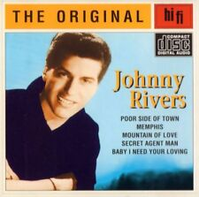 Johnny Rivers(CD Album)The Original Johnny Rivers-Disky-TO 886252-Holla-VG
