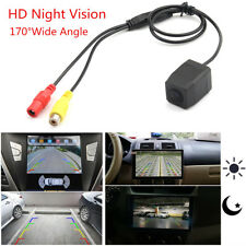 170° Wide Angle HD Night Vision Car Rear View Reverse Parking Camera Waterproof