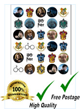 Harry Potter Cupcake Toppers x30