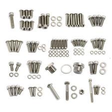 Stainless Steel Bolt Screws Kit Full Set For BMW R1200GS Adv Adventure 2003-2012