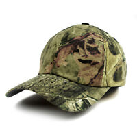 Men Outdoor Hunting Cap Camouflage Baseball Hat Men Bionic Camo Fishing Hiking