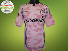 BRITISH ARMY Special 2010-2011 (M) Rugby Union PINK Comuflage KooGa Rugby Shirt