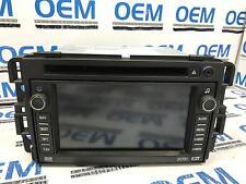 07 08 CHEVROLET TAHOE YUKON radio cd dvd gps navigation player 15940102 UVB OEM