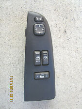 00-02 CHEVY SILVERADO LS LT DRIVER SIDE MASTER POWER WINDOW SWITCH WITH GRAY OEM