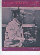 Love Story (Theme) Henry Mancini  Frances Lai   Sheet Music