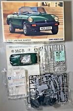 AOSHIMA EURO SPORTS CLUB MGB URETANE BUMPER MODEL 01398