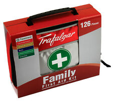 Family First Aid, Safety & Medical Kit by Trafalgar