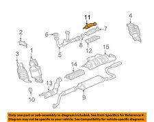 HONDA OEM Exhaust-Heat Shield 18182RCAA00
