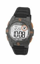 Limit Active Sports Watch Black Strap Digital Display Multi Function 5695
