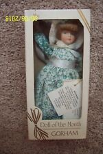 Gorham Doll of The Month Doll - May