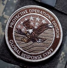 GLOBAL RESPONSE STAFF (GRS) PROTECTIVE OPERATIONS DIVISION FUSION CELL (DD)
