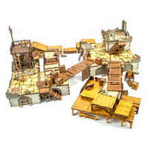 Relicblade Terrain Sundered Empire Set + tower