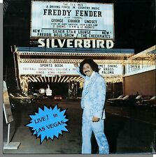 Freddy Fender - Live in Las Vegas - New 1970s Crazy Cajun LP Record!