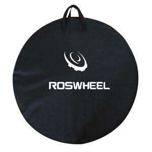 73cm Road MTB Bike Bicycle Wheel Bag Carrier Transport Travel Case Zipper Pouch