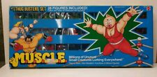 M.U.S.C.L.E thug buster set 1983 MIB
