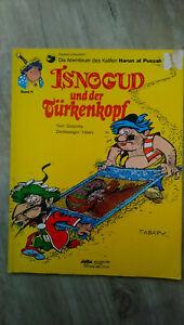 Isnogud Comicalbum Nr. 11: Isnogud und der Türkenkopf