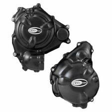 Yamaha XTZ700 Tenere 700 R&G Racing Engine Case Cover Protection Set (Pair)
