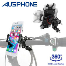 Universal Motorcycle Bike Bicycle Phone Mount Holder for GPS iPhone X Samsung S9