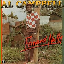 "Al Campbell ""Forward Natty"" LP Live & Learn Records - Brand New Sealed Reggae"