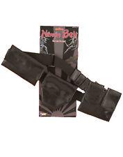 Ninja Hommes Adulte Noir Spy Warrior Déguisement Ceinture Accessoire