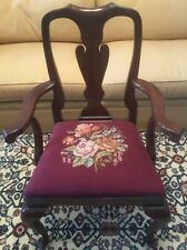 HENKEL-HARRIS Mahogany Mount Vernon Arm Chair - Style 110A  No.3