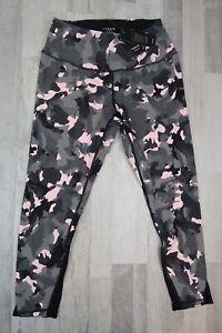 NEW Torrid Leggings Size 0 Pink Camo