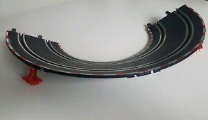 Carrera Go! oder Digital 143 K1 Steilkurve 1/45° NEU  Schienen Bahn Ausbau Kurve
