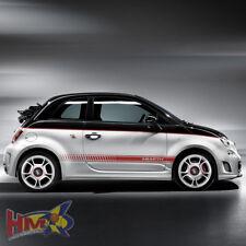 HM © - Fiat 500 Abarth Evo Pages Bandes, Sport Bandes, Bande-ag-0109