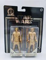 Star Wars Skywalker Saga Commemorative Edition Gold Obi-Wan & Anakin