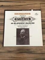 Antal Dorati - Dvorak 16 Slavonic Dances * Mercury SR 90335 Living Stereo LP DG