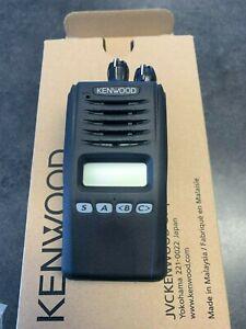 KENWOOD NX-220K2 VHF NXDN DIGITAL PORTABLE RADIO