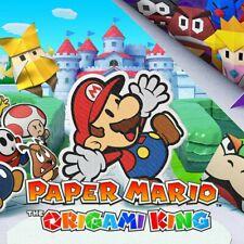 Paper Mario The Origami King | Nintendo Switch | Lire description