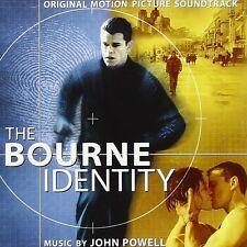 JOHN OST/POWELL - THE BOURNE IDENTITY   CD NEU