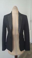 ABBIE CLANCEY Black Jacket size 10