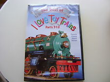The Best of I Love Toy Trains DVD Parts 7-12  TM Books & Videos