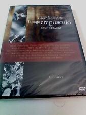 """DVD """"LA SAGA CREPUSCULO VIDEOS MUSICALES Y ACTUACIONES VOL 1"""" PRECINTADO SEALED"""