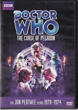 Doctor Who - The Curse of Peladon (Dvd 2010) (N3)