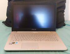 Asus N552V Laptop Intel Core i7-6700HQ 8GB Ram GeForce GTX 950M 256GB SSD