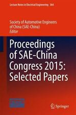 Lecture Notes in Electrical Engineering: Proceedings of the Society of...