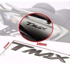 2 ADESIVI 3D SCRITTA LATERALE TMAX Sticker Per YAMAHA T-MAX TMAX 530 500