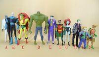 DC Comics The JOKER ROBIN TWO-FACE Creeper Killer Croc Poison Ivy Big Barda