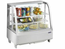 Tisch-Kühlvitrine Modell KATRIN 100 L weiss von Saro